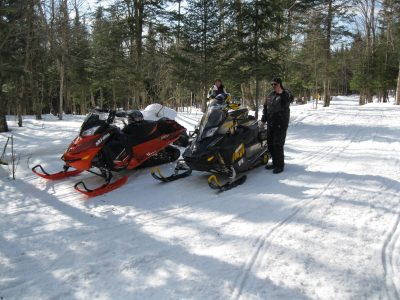 Canaan Border Riders Snowmobile Club