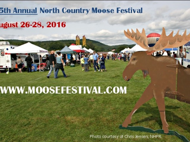 North Country Moose Festival